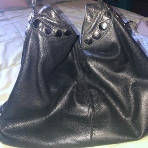 Rebecca Minkoff studded Leather Tote bag